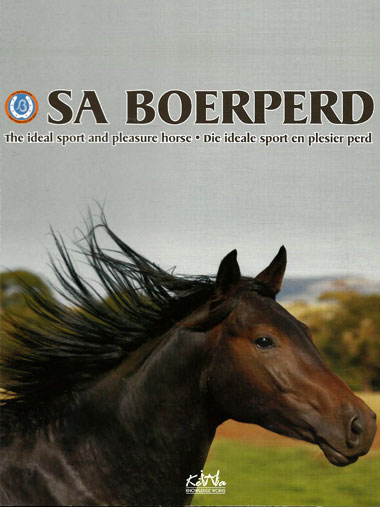 SA Boerperd Journal 2008