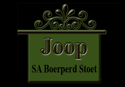 Joop SA Boerperd Stud is situated close to Bethlehem in the picturesque Eastern Free State. The stud consists of a select group of Calela mares whose qualities are being successfully combined with the Roemryk Ingenieur